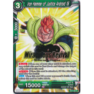 Iron Hammer of Justice Android 16 (Hot Stamp) Thumb Nail