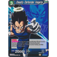 Deadly Defender Vegeta (Magnificent Collection) Thumb Nail