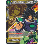 Broly, Paralyzing Presence (Magnificent Collection) Thumb Nail