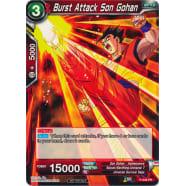 Burst Attack Son Gohan Thumb Nail