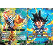 Full-Size Power Son Goku / Son Goku Thumb Nail