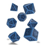 Poly 7 Dice Set: Call of Cthulhu 7th Edition RPG - Outer Gods: Azathoth Thumb Nail