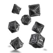 Poly 7 Dice Set: Call of Cthulhu 7th Edition RPG - Metal Thumb Nail