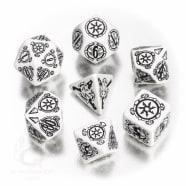 Poly 7 Dice Set: Pathfinder: Shattered Star Thumb Nail