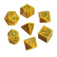 Poly 7 Dice Set: Pathfinder: Serpent's Skull Thumb Nail