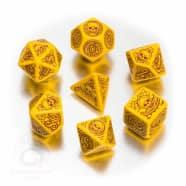 Poly 7 Dice Set: Pathfinder: Skull & Shackles Thumb Nail