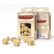 Poly 7 Dice Set: Pathfinder: Playtest Thumb Nail