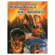Cyberpunk 2020: Protect and Serve Thumb Nail