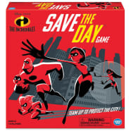 Incredibles Save the Day Thumb Nail