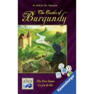 The Castles of Burgundy: The Dice Game Thumb Nail