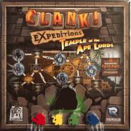 Clank! Expeditions: Temple of the Ape Lords Thumb Nail