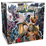 Power Rangers: Heroes of the Grid - Shattered Grid Expansion Thumb Nail