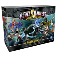 Power Rangers: Heroes of the Grid - Ranger Allies Pack Thumb Nail