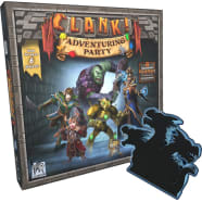 Clank!: Adventuring Party Expansion Thumb Nail