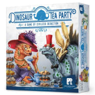 Dinosaur Tea Party Thumb Nail