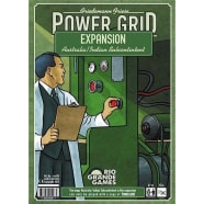 Power Grid: India/Australia Expansion Thumb Nail