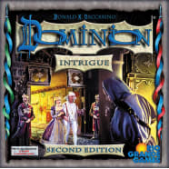 Dominion: Intrigue 2nd Edition Thumb Nail
