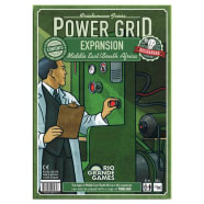 Power Grid: Middle East/South Africa Expansion Thumb Nail