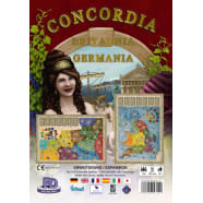 Concordia: Britannia & Germania Expansion Thumb Nail