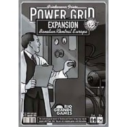 Power Grid: Benelux/Central Europe Expansion Thumb Nail