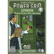 Power Grid: Quebec/Baden-Wurttemberg Expansion Thumb Nail