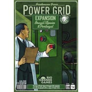 Power Grid: Brazil/Iberia Expansion Thumb Nail