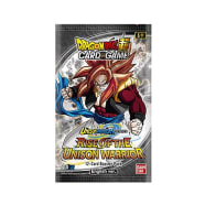 Dragon Ball Super TCG - Rise of the Unison Warrior - Booster Pack Thumb Nail