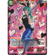 BT10-011 Super Rare Near Mint Rise of the Unison Bulma the Bunny Girl