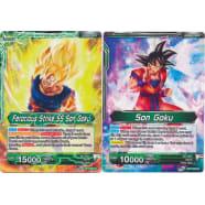 Ferocious Strike SS Son Goku / Son Goku Thumb Nail