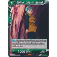 Bulma, Life on Namek Thumb Nail