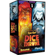 Dice Throne Season 1 Rerolled: Barbarian vs. Moon Elf Thumb Nail