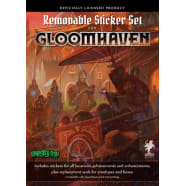 Gloomhaven Removable Sticker Set Thumb Nail