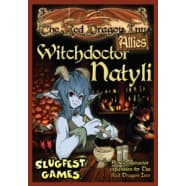 Red Dragon Inn: Allies: Witchdoctor Natyli Thumb Nail
