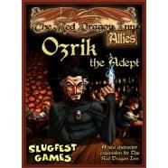 Red Dragon Inn: Allies: Ozrik the Adept Thumb Nail