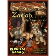 Red Dragon Inn: Allies: Zariah the Summoner Thumb Nail