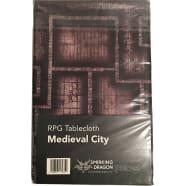 Medieval City RPG Tablecloth Thumb Nail