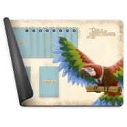 Dale of Merchants: One Player Playmat - Scarlet Macaw Thumb Nail