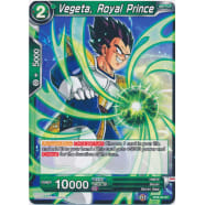Vegeta, Royal Prince Thumb Nail