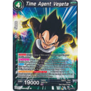 Time Agent Vegeta Thumb Nail