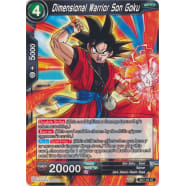 Dimensional Warrior Son Goku Thumb Nail