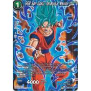 SSB Son Goku, Tenacious Warrior Thumb Nail