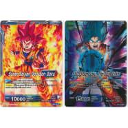 SSGSS Son Goku, The Soul Striker / Super Saiyan God Son Goku Thumb Nail