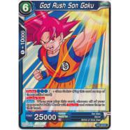 God Rush Son Goku Thumb Nail