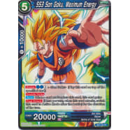 SS3 Son Goku, Maximum Energy Thumb Nail