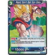 Rapid Spirit Ball Son Goku Thumb Nail
