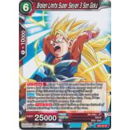 Broken Limits Super Saiyan 3 Son Goku (Non-Foil) Thumb Nail