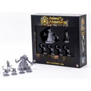 Animal Adventures RPG: Rat King of Gullet Cove Miniatures Thumb Nail