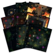 Dark Souls: The Board Game - Darkroot Basin and Iron Keep Tile Set Thumb Nail