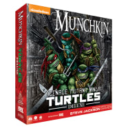 Munchkin: Teenage Mutant Ninja Turtles Deluxe Thumb Nail