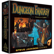 GURPS Dungeon Fantasy Roleplaying Game Thumb Nail